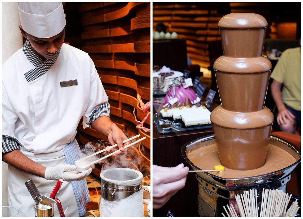 Hilton Singapore Brunch Desserts