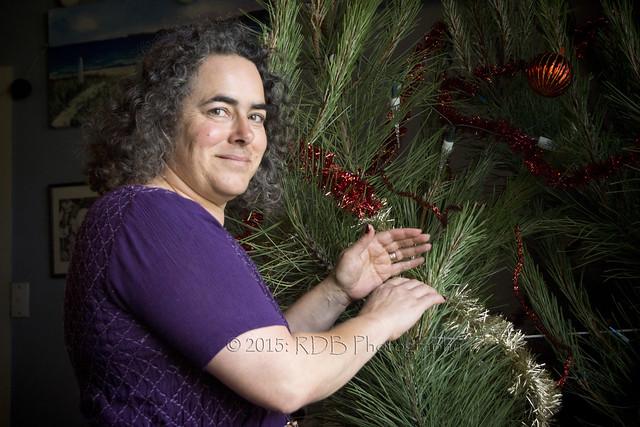 Advent Three; Decorating the Tree 5