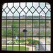 Leaded glass view - Château d'Angers by Monceau