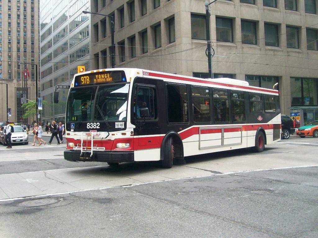 TTC 2012 Orion VII #8382