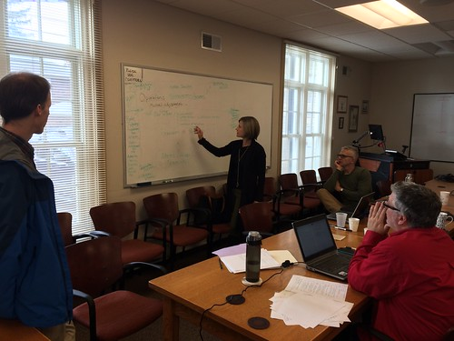 Thinking Polycentrically Authors Workshop (Ostrom Workshop)