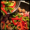 #homemade #Sausage & #Peppers #CucinaDelloZio - then the peppers