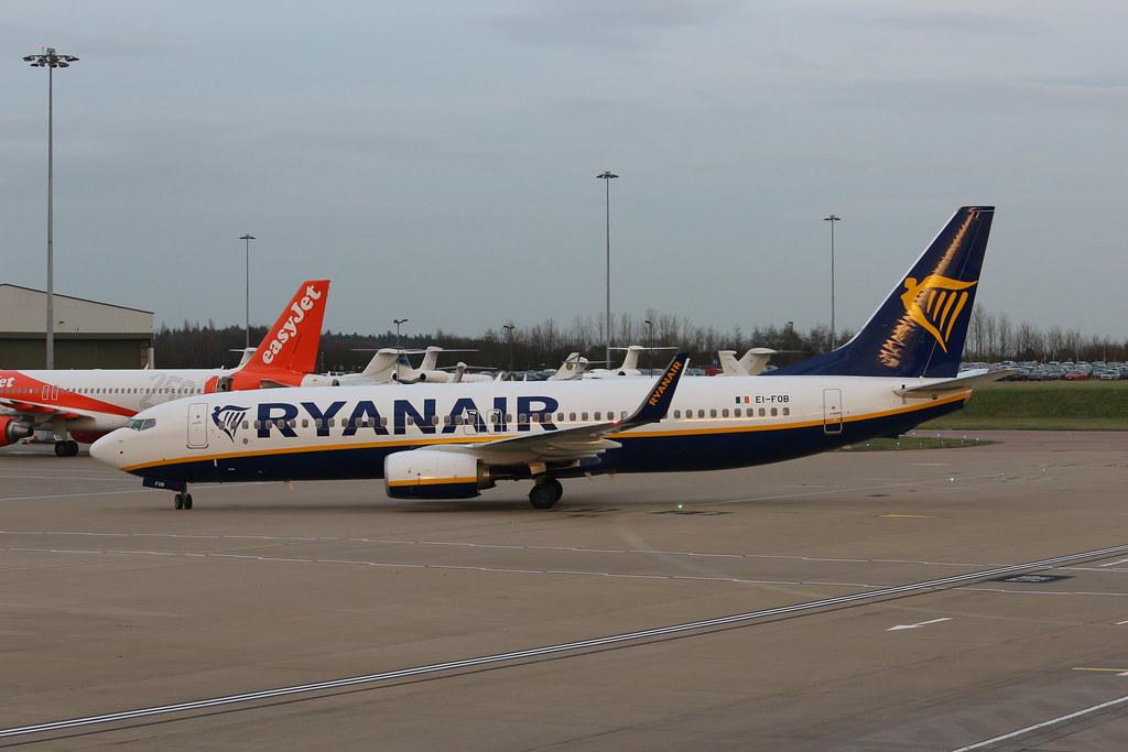 EI-FOB - Ryanair