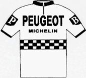 Peugeot - Giro d'Italia 1968
