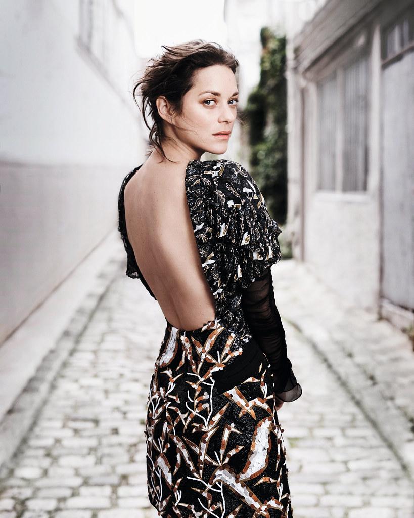Марион Котийяр — Фотосессия для «Dior» 2016 – 4
