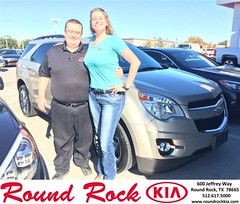 #HappyBirthday to Kelsey from Ruth Largaespada at Round Rock Kia!