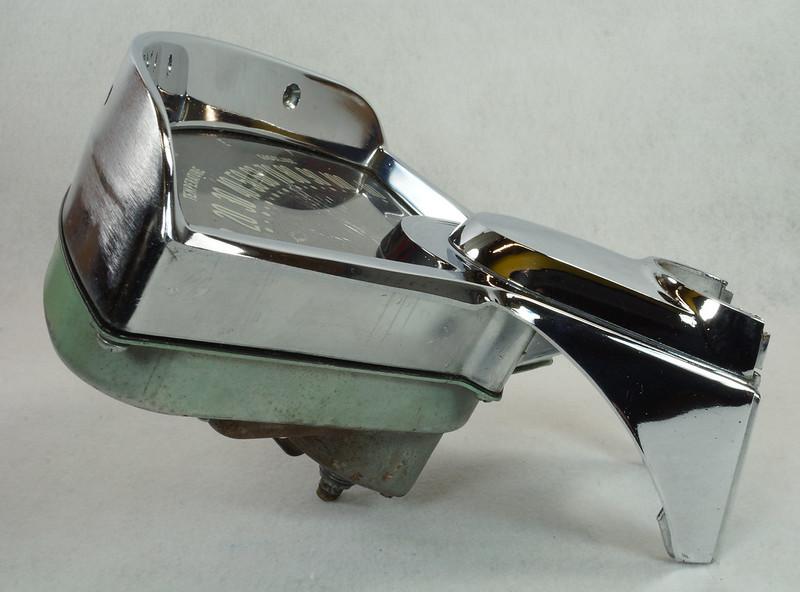RD14416 1955 1956 Chevrolet Bel Air Dash Gauge Cluster Insturmentation 150 210 DSC06049