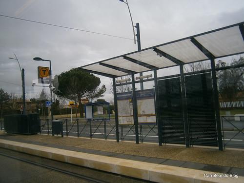 Tranvia Toulouse