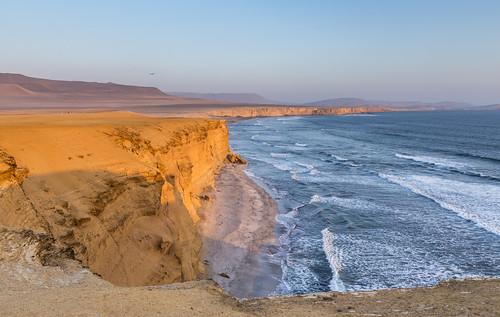 cathedralrock explore neilbirchall paracas peru peruincatrail2016 sea sunset