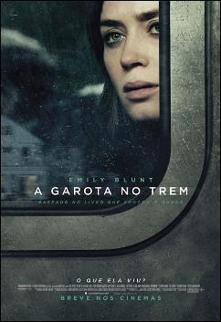 Assistir A Garota no Trem Dublado