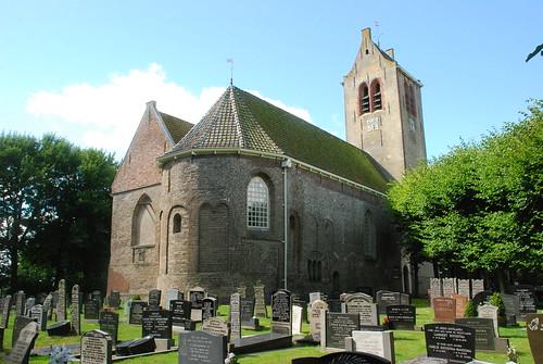 Oude kerk Rinsumageast