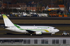 5T-CLB Mauritania Airlines International Boeing 737-55S