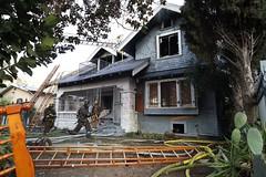 Koreatown Blaze Injures Two