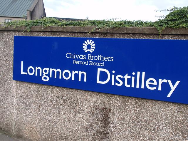 Longmorn distillery