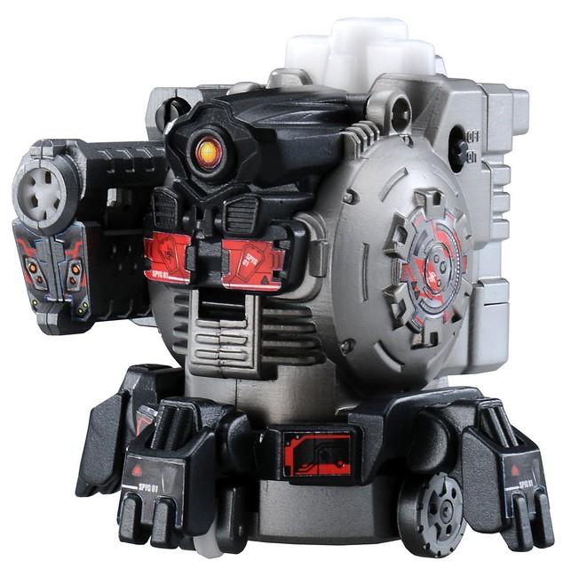 "戰鬥射擊機器人""GAGAN GUN"" 無人戰鬥機「スパイガン」強襲!"