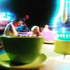 #Beana #Fred #teacups #bartonfair