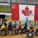 Prime Minister Harper at Abilities Centre