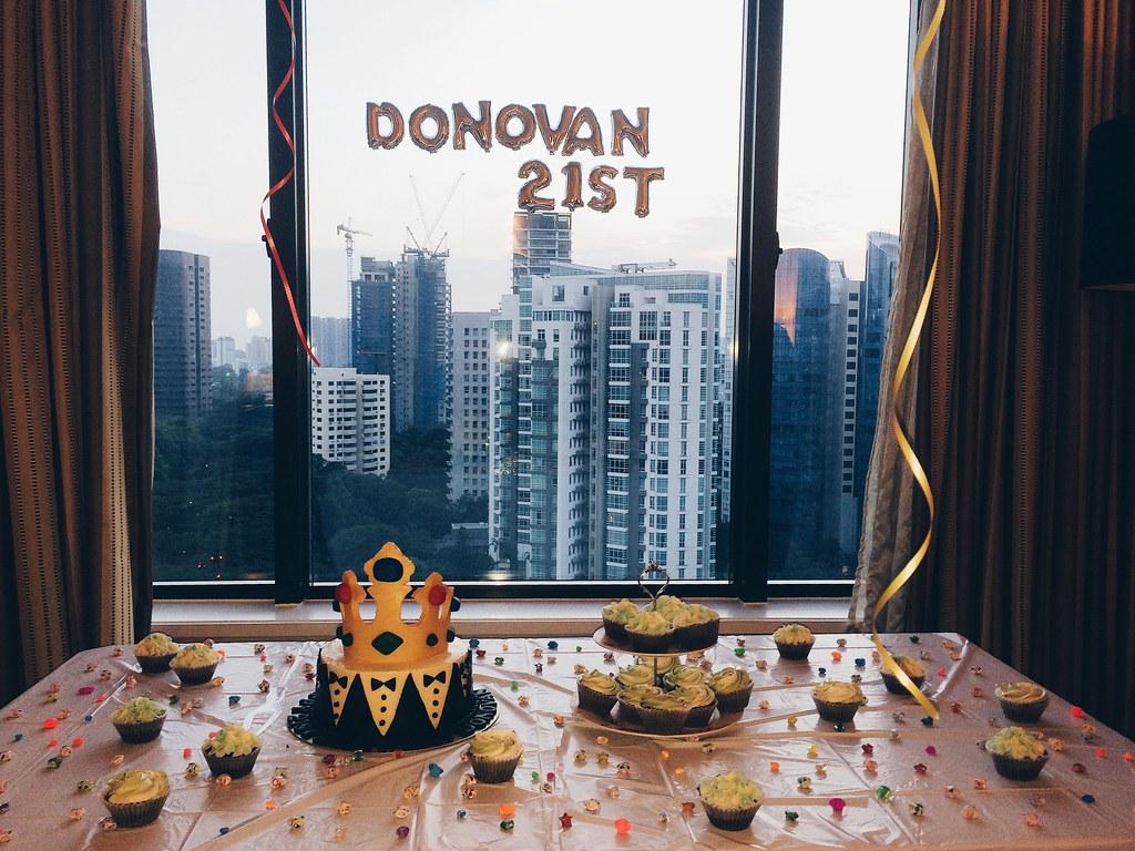 Donovan's Bday