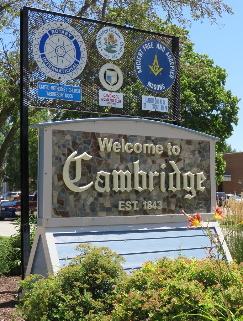 Illinois henry county andover - Cambridge Illinois Il Henrycounty Citywelcomesigns