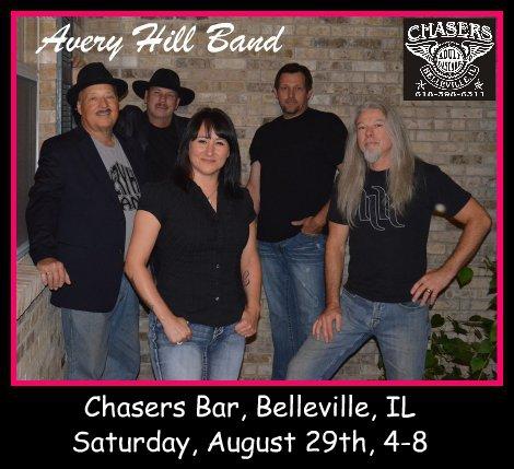 Avery Hill Band 8-29-15