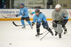 Lady Kings hockey game