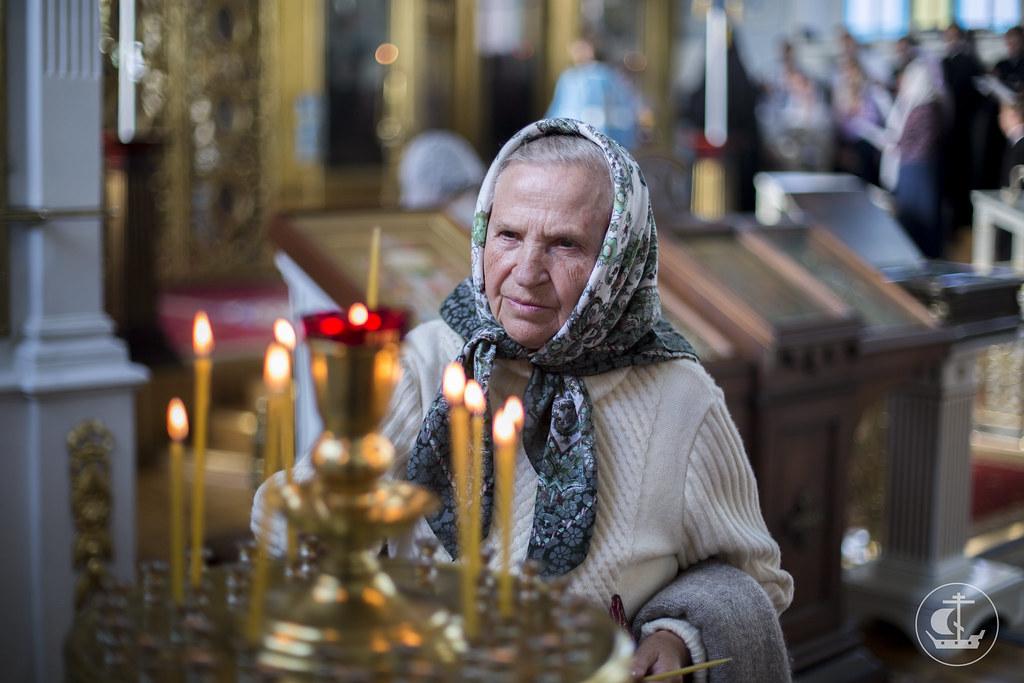 29 августа 2015, Всенощное бдение в Неделю 13-ю по Пятидесятнице / 29 August 2015, Vigil on the 13th Sunday after Pentecost