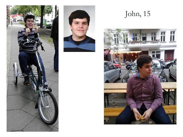 John, 15.