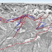 Mapa Nassfeld 2014/15
