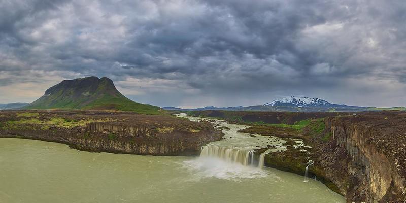 Panorama - Þjófafoss