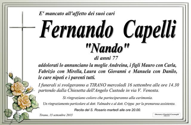 Capelli Fernando