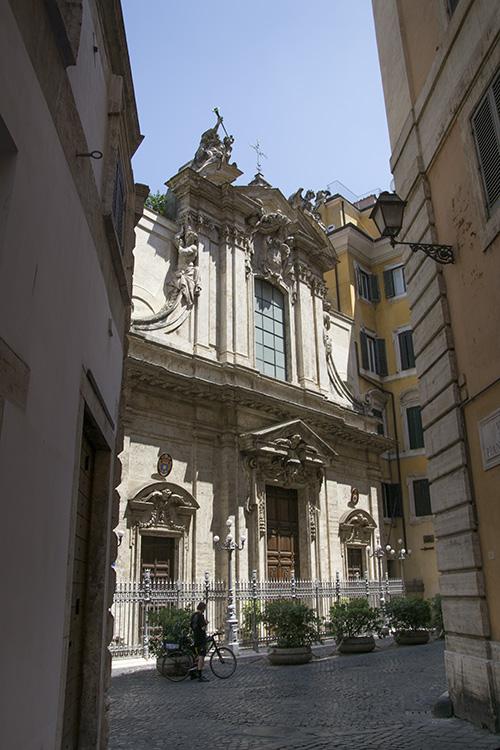 Rome Sant'Antonio dei Portoghesi