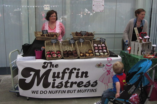 The Muffin Mistress