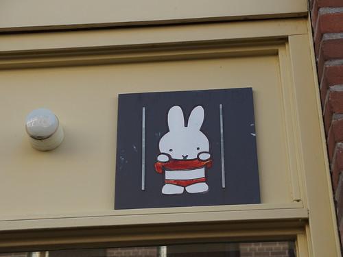 Utrecht - Miffy lamp usa ...