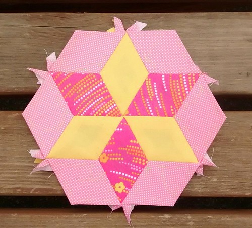 Hexagon star number 25