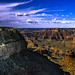 Horizon at Grand Canyon