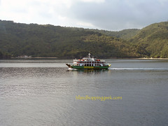 Route: Romblon to Magdiwang, Sibuyan Island