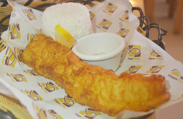 boracay budget meal guide tilapia 'n chips boracay