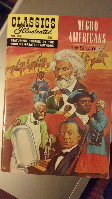 Classics Illustrated: Early Negro Americans - 20151011_110808