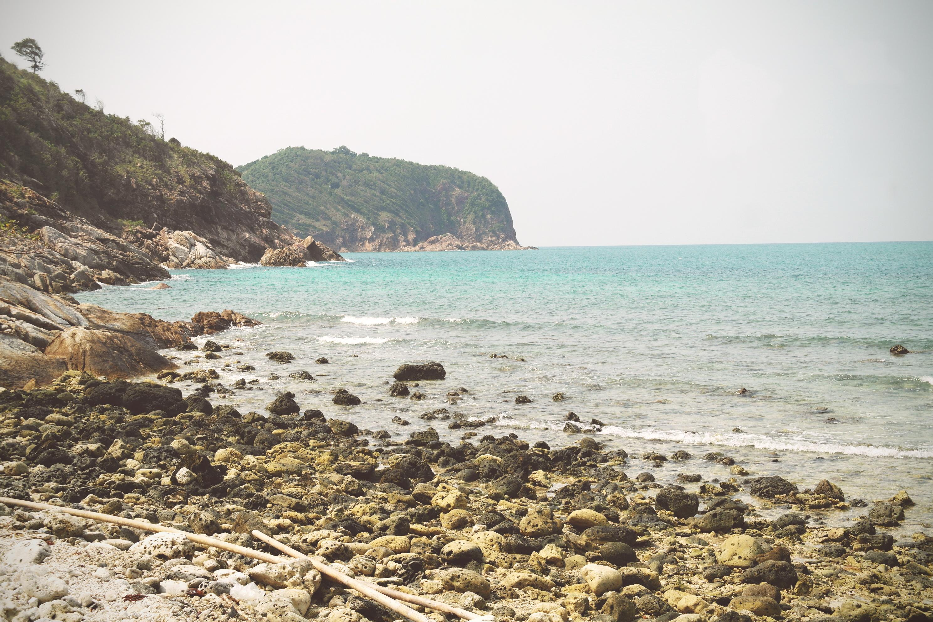 koh phangan secret beach - haad thong lang
