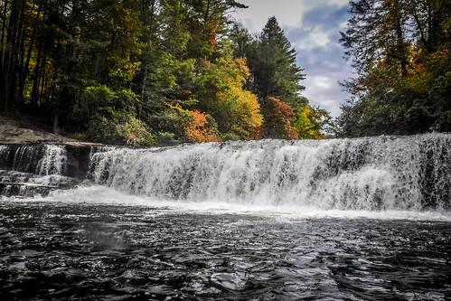 Cascade Lake and Hooker Falls-18