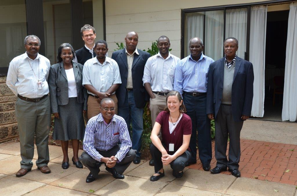 ILRI-FAO PPR meeting