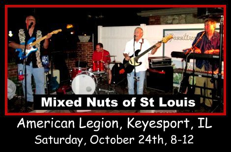 Mixed Nuts of St. Louis 10-24-15
