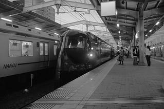 Sakai Station on OCT 31, 2015