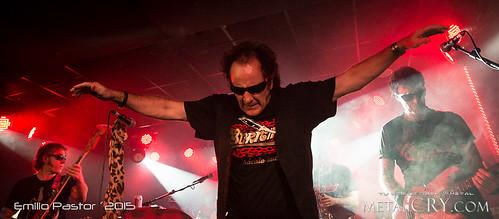 Burning @ Sala Garage Beat Club , Murcia // 06-11-2015