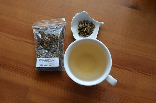 White Monkey Tea