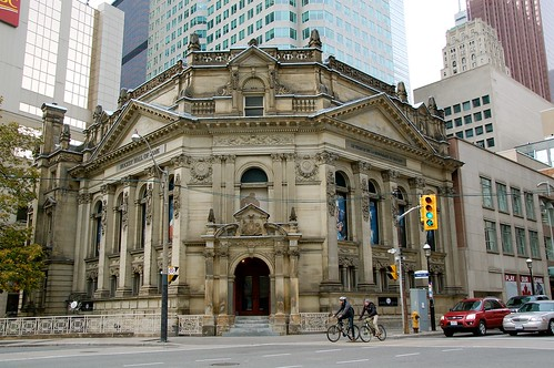 Hockey Hall of Fame exterior