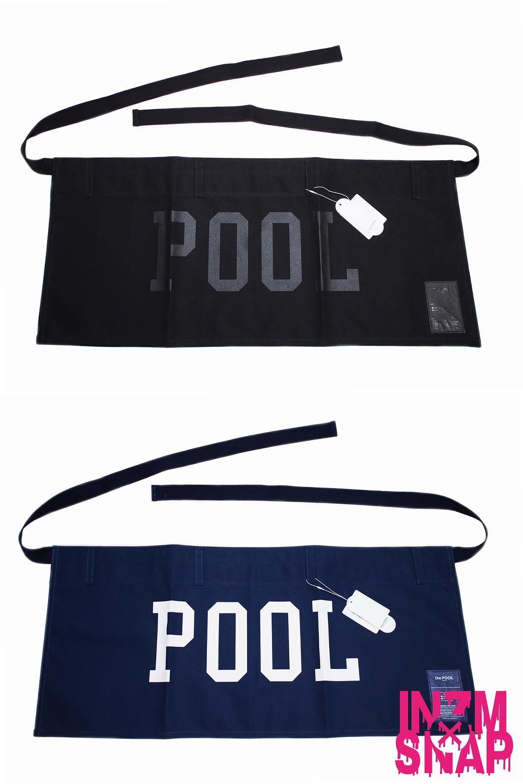 "the POOL aoyama | ""POOL"" APRON"