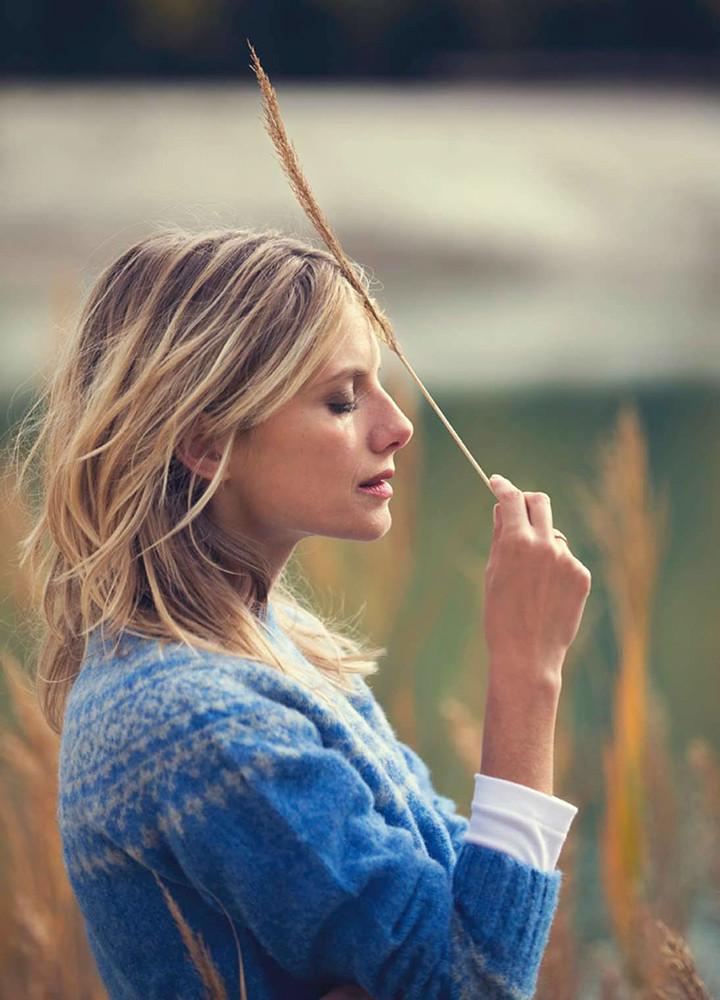 Мелани Лоран — Фотосессия для «Elle» FR 2015 – 10