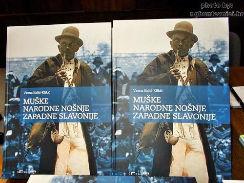 Monografija Muške narodne nošnje Zapadne Slavonije