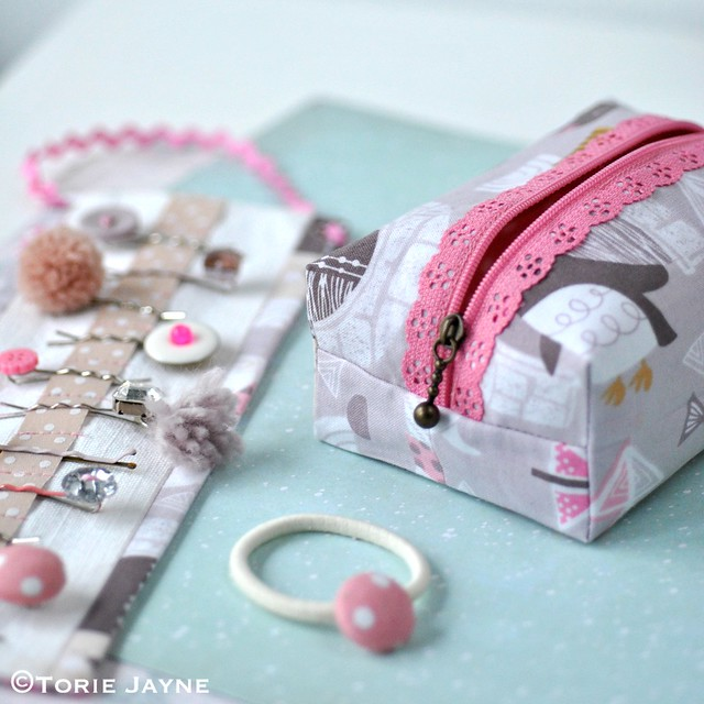 DIY 'Snow Day' gifts for girls 1